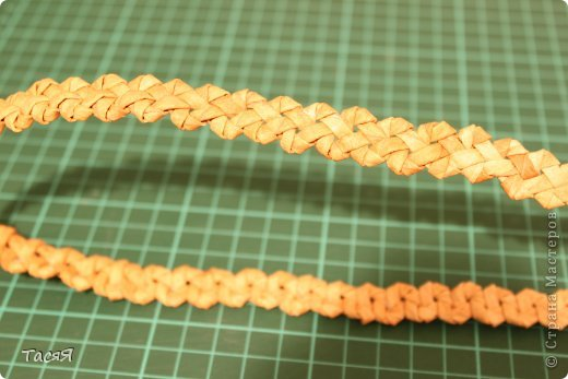 Поделка изделие Плетение Пробуем прямоугольное плетеное дно 3-месячной годовщине плетения посвящается Бумага фото 36