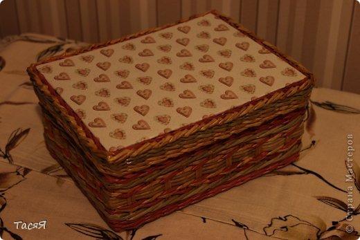 Поделка изделие Плетение Пробуем прямоугольное плетеное дно 3-месячной годовщине плетения посвящается Бумага фото 35