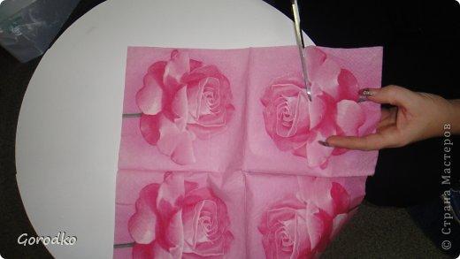 Поделка изделие Плетение Создание кофейного столика МК Бумага газетная фото 15