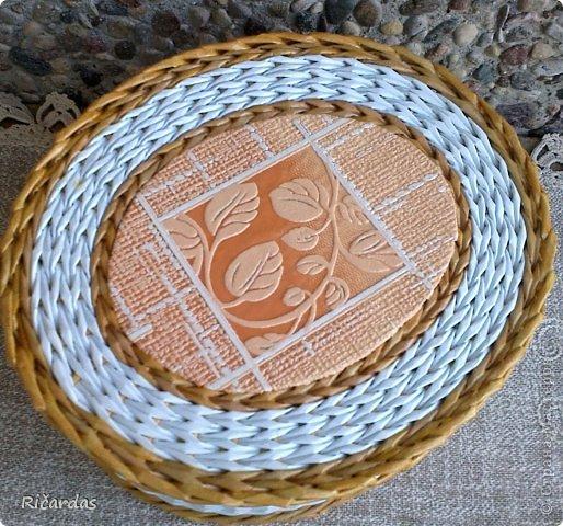 Послойное плетение (как я заканчиваю плетение) 2013-01-16-0244