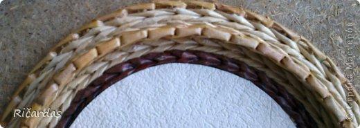 Послойное плетение (как я заканчиваю плетение) 2013-01-16-0270