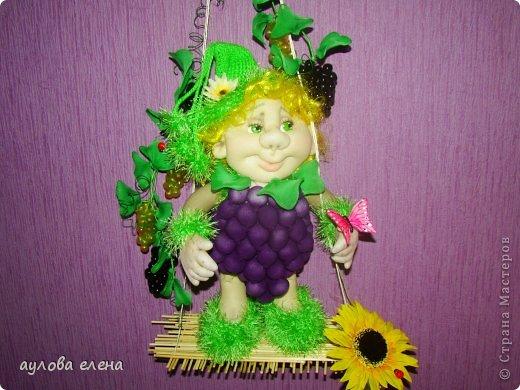 Куклы Шитьё Виноградик  Капрон фото 2
