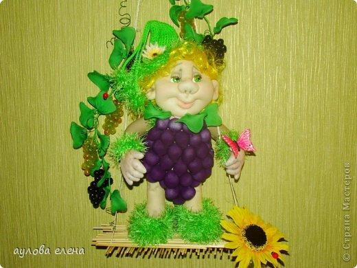 Куклы Шитьё Виноградик  Капрон фото 4