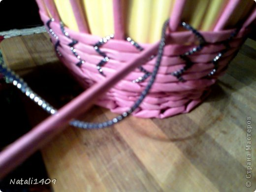 Необычное плетение Foto0787