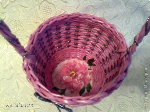 Необычное плетение Foto0826