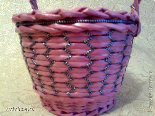Необычное плетение Foto0829