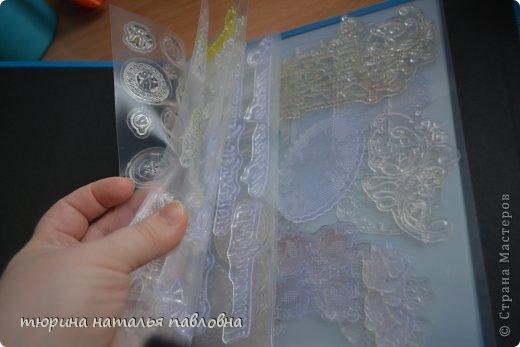 Материалы и инструменты Как я храню декоративные штампы для скрапбукинга фото 4