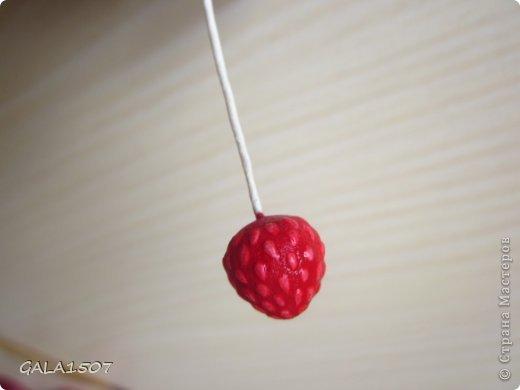 Мастер-класс Лепка Одну ягодку беру а вторую примечаю    Краска Тесто соленое фото 17