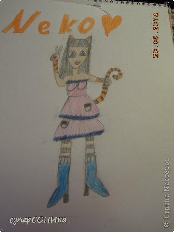 Кошки в мире творчества:) Dscn2675