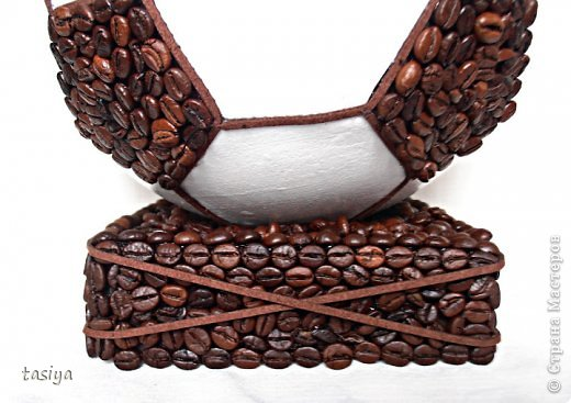 Декор предметов Моделирование Натворила всяко-разно Кофе фото 45