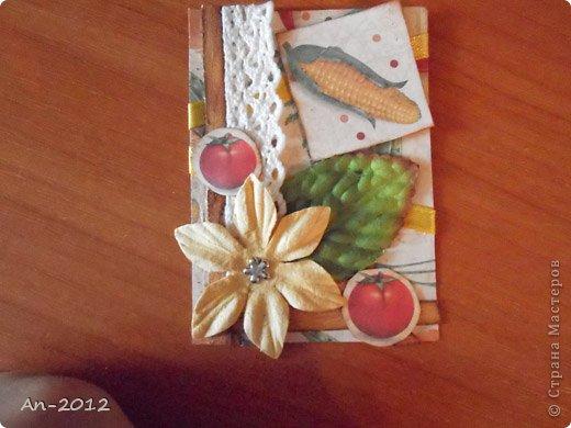 Карточка АТС Аппликация АТС-ки Бумага Картон гофрированный Краска Кружево Ленты Ткань фото 16