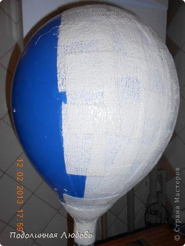 Мастер-класс Поделка изделие Моделирование конструирование Антикварная амфора своими руками Гипс Краска Шарики воздушные фото 5
