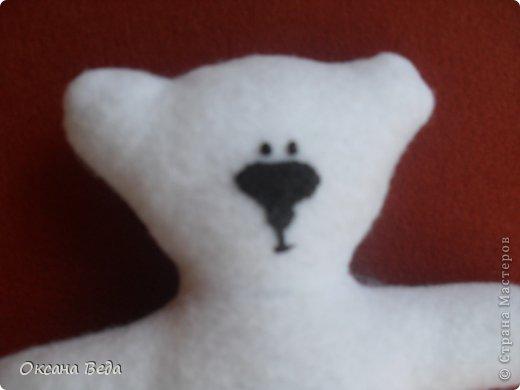 Игрушка Шитьё Медвежонок Умка Ткань фото 8