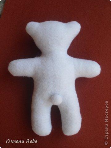 Игрушка Шитьё Медвежонок Умка Ткань фото 10