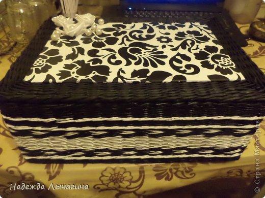 Мастер-класс Плетение МК плетения квадратной крышки Бумага газетная Трубочки бумажные фото 1