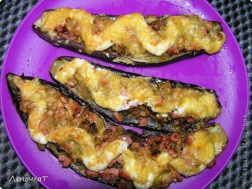 Кулинария Мастер-класс Рецепт кулинарный Баклажановая пицца Продукты пищевые фото 13