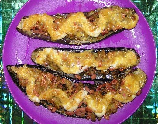 Кулинария Мастер-класс Рецепт кулинарный Баклажановая пицца Продукты пищевые фото 1