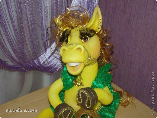 Куклы Новый год Шитьё Лошадка Новогодняя Капрон Кружево Проволока Сутаж тесьма шнур фото 1