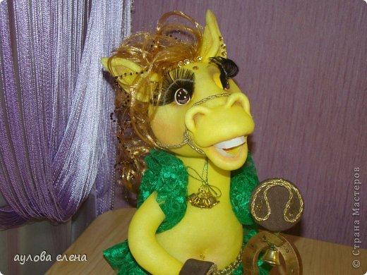 Куклы Новый год Шитьё Лошадка Новогодняя Капрон Кружево Проволока Сутаж тесьма шнур фото 4