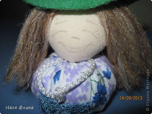 Куклы Мастер-класс Шитьё Озорная ведьмочка  Ткань фото 23