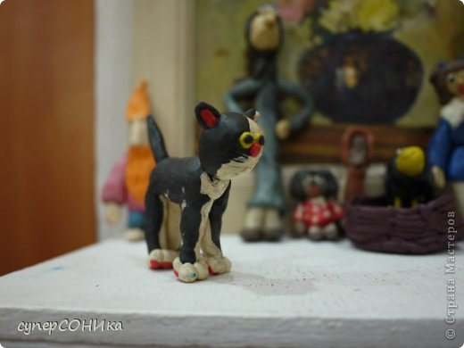 Кошки в мире творчества:) P1060292_2