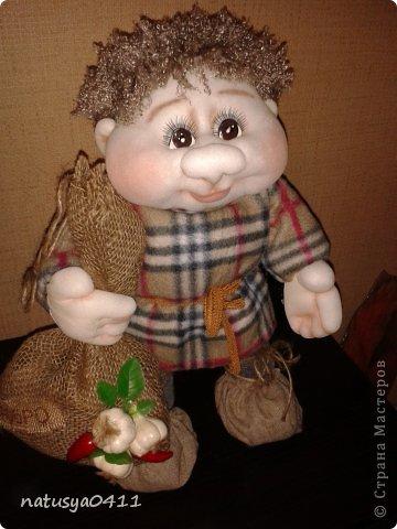 Куклы Шитьё Домовёнок Капрон фото 1