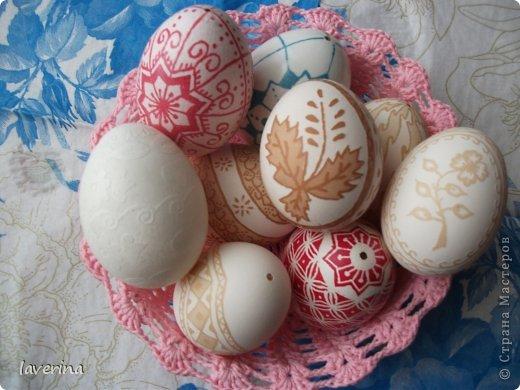 Мастер-класс Пасха Мастер-класс по вытравливанию яиц фото 1
