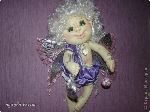 Куклы Шитьё Клоун Капрон Ленты Проволока Ткань фото 8