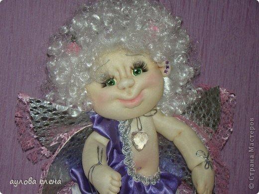 Куклы Шитьё Клоун Капрон Ленты Проволока Ткань фото 9
