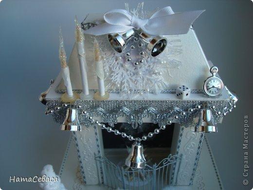 Макет модель Поделка изделие Скрапбукинг Новый год Аппликация Ассамбляж Моделирование конструирование Камины из бумаги Бумага фото 8