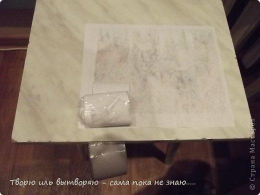 Декор предметов Декупаж Глаза боятся - руки делают  Кожа фото 19