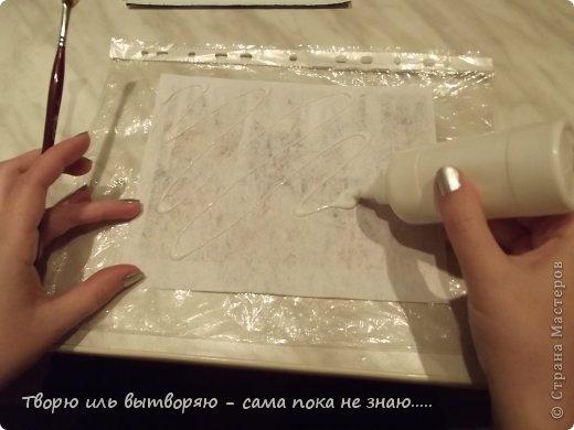 Декор предметов Декупаж Глаза боятся - руки делают  Кожа фото 24