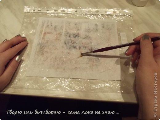 Декор предметов Декупаж Глаза боятся - руки делают  Кожа фото 25