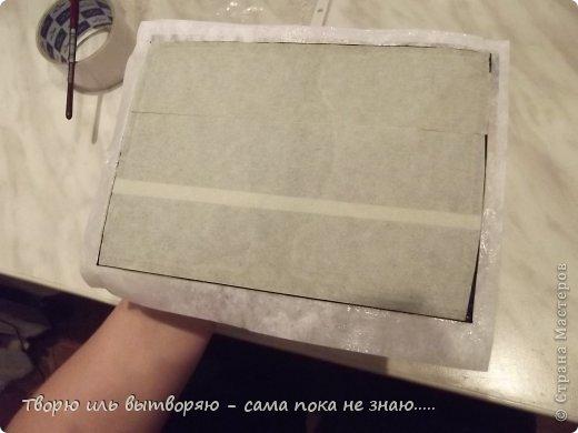 Декор предметов Декупаж Глаза боятся - руки делают  Кожа фото 32