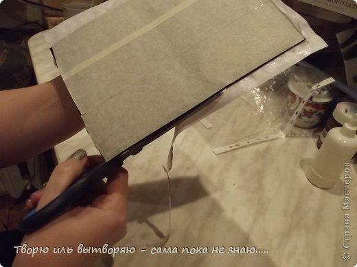 Декор предметов Декупаж Глаза боятся - руки делают  Кожа фото 33