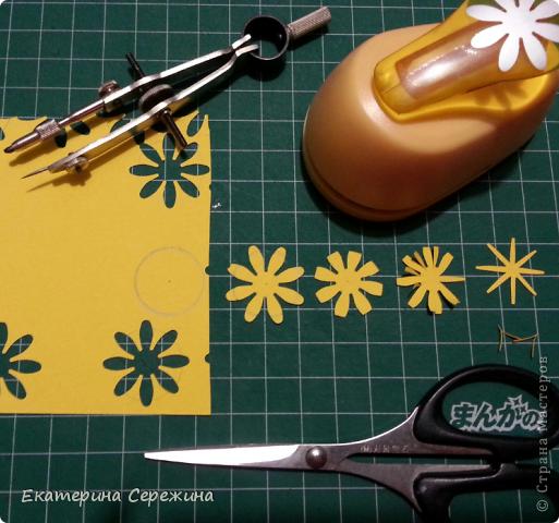 Мастер-класс Открытка Бумагопластика Подснежник из бумаги Бумага фото 5