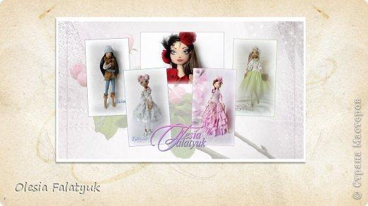 Куклы Мастер-класс Шитьё Первый МК по созданию куклы Darina + Выкройка  Ткань фото 88
