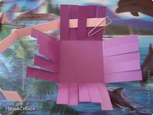 Мастер-класс Поделка изделие Бумагопластика Моделирование конструирование МК - воздушный шар из бумаги Бумага фото 3