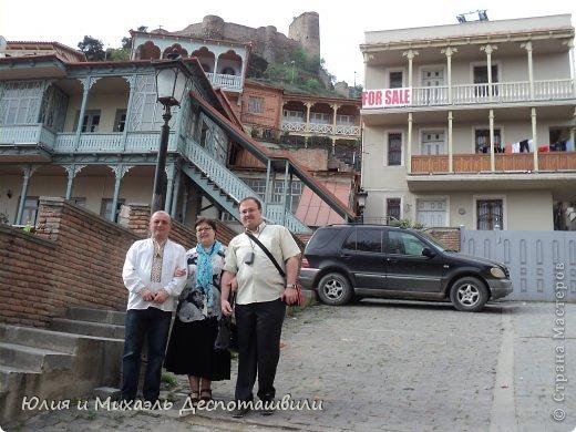 Фоторепортаж Экскурсия Коллаж Проводим экскурсии по Тбилиси  фото 5
