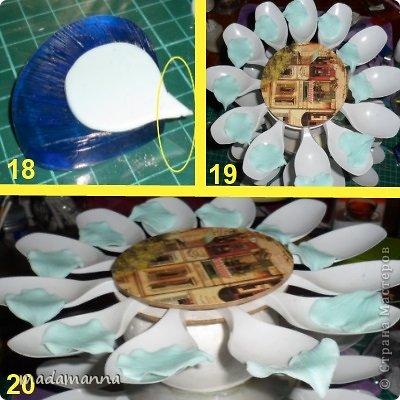 Мастер-класс Поделка изделие Лепка Шкатулка с анютиными глазками Часть2 Цветы Фарфор холодный фото 7