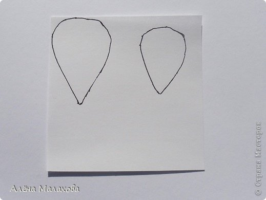 Мастер-класс Поделка изделие Моделирование конструирование Роза из гофрированной бумаги Бумага гофрированная Клей фото 2