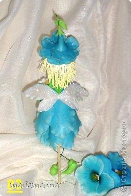 Куклы Мастер-класс Лепка Цветочная фея МК Фарфор холодный фото 29