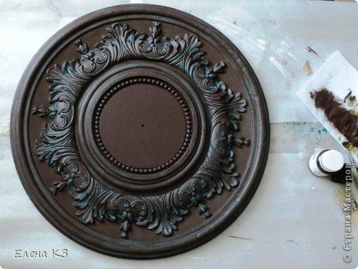 Декор предметов Мастер-класс Роспись Старинные часы или Антикварная лавка Краска фото 6