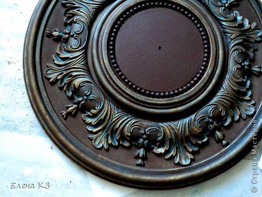 Декор предметов Мастер-класс Роспись Старинные часы или Антикварная лавка Краска фото 8