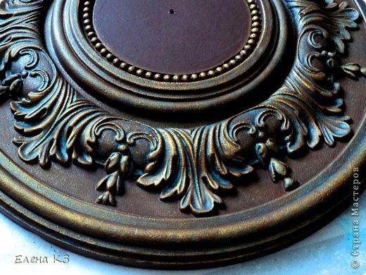Декор предметов Мастер-класс Роспись Старинные часы или Антикварная лавка Краска фото 10