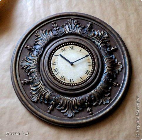 Декор предметов Мастер-класс Роспись Старинные часы или Антикварная лавка Краска фото 17