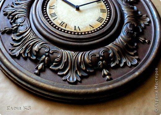 Декор предметов Мастер-класс Роспись Старинные часы или Антикварная лавка Краска фото 15