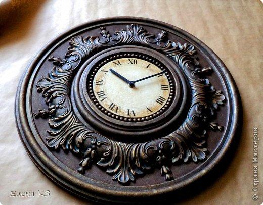 Декор предметов Мастер-класс Роспись Старинные часы или Антикварная лавка Краска фото 16