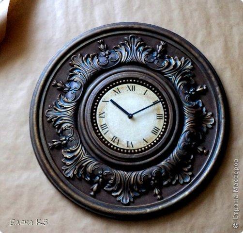 Декор предметов Мастер-класс Роспись Старинные часы или Антикварная лавка Краска фото 1