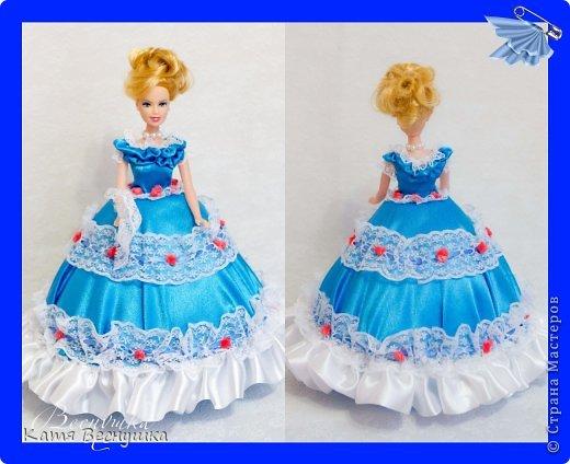 Мастер-класс МК по созданию куклы-шкатулки фото 1